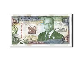 Kenya, 10 Shillings Type D. Toroitich - Kenya