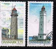 Dänemark 1996, Michel# 1132 - 1133 O - Dänemark