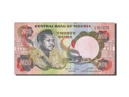 Nigeria, 20 Naira, Type 1973-1977 - Nigeria
