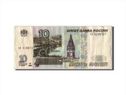 [#306245] Russie, 10 Roubles Type 1997, 1997, Alphabet 4106717, Pick 268a - Russie