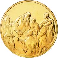 Espagne, Peintures Espagnoles, Musée Du Prado, L'Adoration Des Bergers, Médaille - Espagne