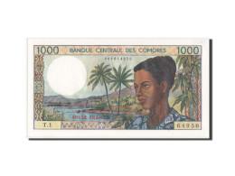 [#42093] Comores, 1000 Francs Type 1984, Pick 11a - Comoros