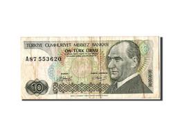 [#305104] Turquie, 10 Lira Type Atatürk - Turquie