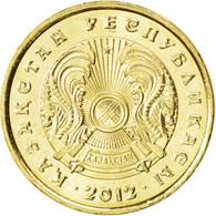 Kazakhstan, 1 Tenge 2012, KM 23 - Kazakhstan