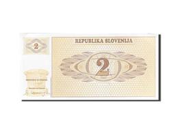 [#258189] Slovénie, 2 Tolarjev, Type 1990-1992 - Slovénie