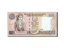 Chypre, 1 Pound Type 1997 - Chypre