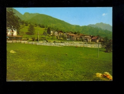 CHAMPORCHER Val D'Aosta Vallée D'Aoste : Frazione MELLIER 1975 - Italia