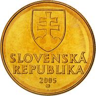 [#36635] Slovaquie, République, 1 Koruna, 2005, KM 12 - Slovakia