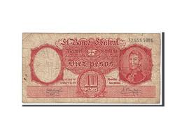 Argentine, 10 Pesos Type 1942-54 - Argentine