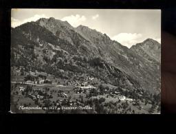 CHAMPORCHER Val D'Aosta Vallée D'Aoste : Frazione MELLIER 1973 - Italia