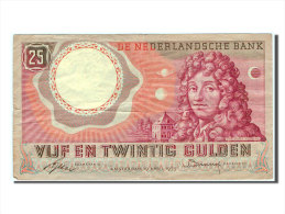 [#83355] Pays-Bas, 25 Gulden Type 1955, Pick 87 - [2] 1815-… : Kingdom Of The Netherlands