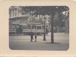 Photographie Amateur PARIS Tramway Ligne 91 Montparnasse/Bastille - Places