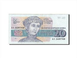 [#257192] Bulgarie, 20 Leva, Type S. O. Desislava - Bulgarie
