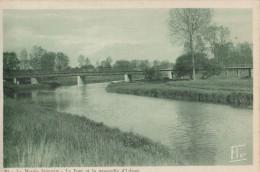 79 -  Le Marais Poitevin-  Le Pont Et La Passerelle D Irleau - Autres Communes