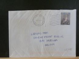 48/198   LETTRE  SLOVENIJA - Eulenvögel