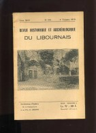 - FRANCE AQUITAINE . LOT DE4  REVUES DU LIBOURNAIS . ANNEES 1970 . - Aquitaine