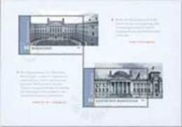 Bund Block 76xx - Deutscher Bundestag Und Bundesrat 2009 - Blocs