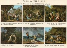 - MAURITIUS. - PAUL Et VIRGINIE - Multivues - - Mauritius