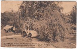 Eeklo, Eecloo, Institut De ND Aux Epines, O.L.V. Ten Doorn, Kijkje Op Het Park (pk17375) - Eeklo