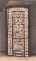 Eeklo, Eecloo, Institut De ND Aux Epines, O.L.V. Ten Doorn, Vitrail Commémoratif (pk17376) - Eeklo