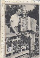 PO1530D# COPPIE - FISARMONICA  VG 1946 - Coppie