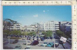 PO1584D# EL SALVADOR - SAN SALVADOR - PLAZA GERARDO BARRIOS - AUTO OLD CARS  No VG - El Salvador