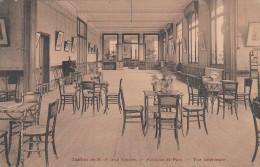 Eeklo, Eecloo, Institut De ND Aux Epines, O.L.V. Ten Doorn, Cabinet De Lecture, Vue Intérieure (pk17382) - Eeklo