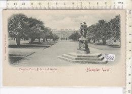 PO1666D# REGNO UNITO - HAMPTON COURT - PALACE AND GARDEN   No VG - Middlesex