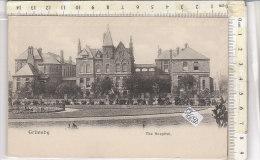 PO1669D# REGNO UNITO - GRIMSBY - HOSPITAL  No VG - Inghilterra
