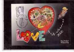8520   -     TERNI  14.2.2000   /     MANIFESTAZIONI VALENTINIANE - San Valentino