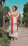 FEMME DU YUCATECAN (Dil198) - Mexique