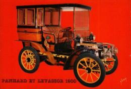 CPSM  -   Collection TEUF-TEUF  -  Panhard Et Levassor 1900 - PKW