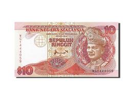[#256531] Malaisie, 10 Ringgit, Type Tuanku Abdul Rahman - Malasia