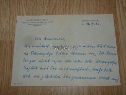 Nervenabteilung Heidelberg 1947 Germany - Non Classificati