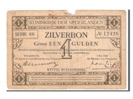 [#83419] Pays-Bas, 1 Gulden Type 1916, Pick 8 - [2] 1815-… : Koninkrijk Der Verenigde Nederlanden