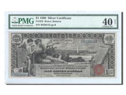 États-Unis, Silver Certificate, Dollar, 1896, KM:39, PMG EF40 - Silver Certificates (1878-1923)