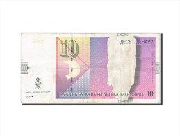 [#257017] Macédoine, 10 Denari, Type Déesse Isida - Macedonia