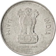 Inde, République, 10 Paise 1989 (N), KM 40.1 - Indien