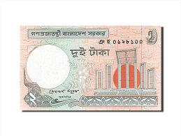 [#256777] Bangladesh, 2 Taka, Type 1972-1989 - Bangladesh