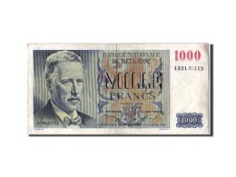 [#305823] Belgique, 1000 Francs Type Roi Albert - 1000 Francos