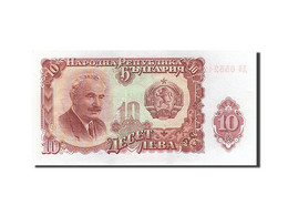 Bulgarie, 10 Leva, Type G. Dimitrov - Bulgarie