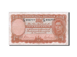 [#256883] Australie, 10 Shillings, Type George VI - Pre-decimal Government Issues 1913-1965
