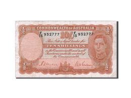 [#256883] Australie, 10 Shillings, Type George VI - Emissions Gouvernementales Pré-décimales 1913-1965