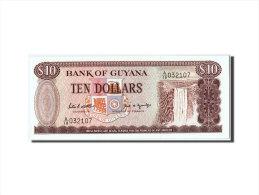 [#305918] Guyana, 10 Dollars Type 1966 - Guyana