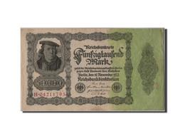 [#305186] Allemagne, 50 000 Mark Type 1922 Third Issue - [ 3] 1918-1933 : Weimar Republic