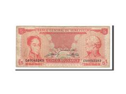 [#158013] Venezuela, 5 Bolivares Type 1989 - Venezuela