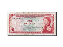 [#109636] Caraïbes Orientales, 1 Dollar Type 1965 - Caraïbes Orientales