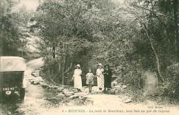 83 MEOUNES  La Forêt De Montrieux , Sous Bois Au Gué Du Gapéau - Autres Communes