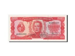[#350250] Uruguay, 100 Pesos Type 1967 ND, Pick 47a - Uruguay