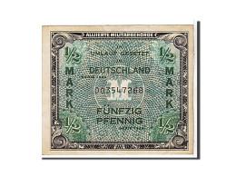[#109962] Allemagne, 1/2 Mark Type 1944 - [ 5] Ocupación De Los Aliados
